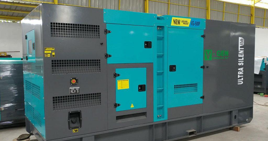 Genset 20 kVA STAMFORD