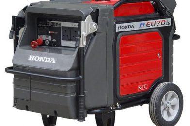 Genset Inverter 1 kVA Dari Honda Pilihan Para Petualang
